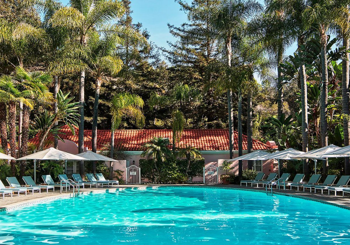 The best hotel pools in Los Angeles - Curbed LA
