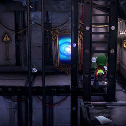 Luigi's Mansion 3 blue gem location