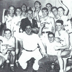 1946-1947: Chicago American Gears (NBL)
