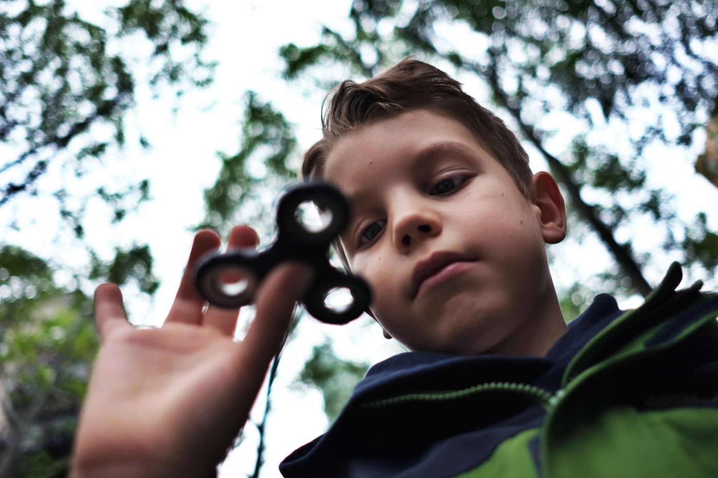 Fidget spinners, weighted blankets, and the rise of anxiety