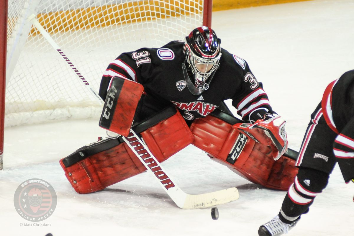 Massa's 33 saves backstopped UNO to their first NCAA Tournament win