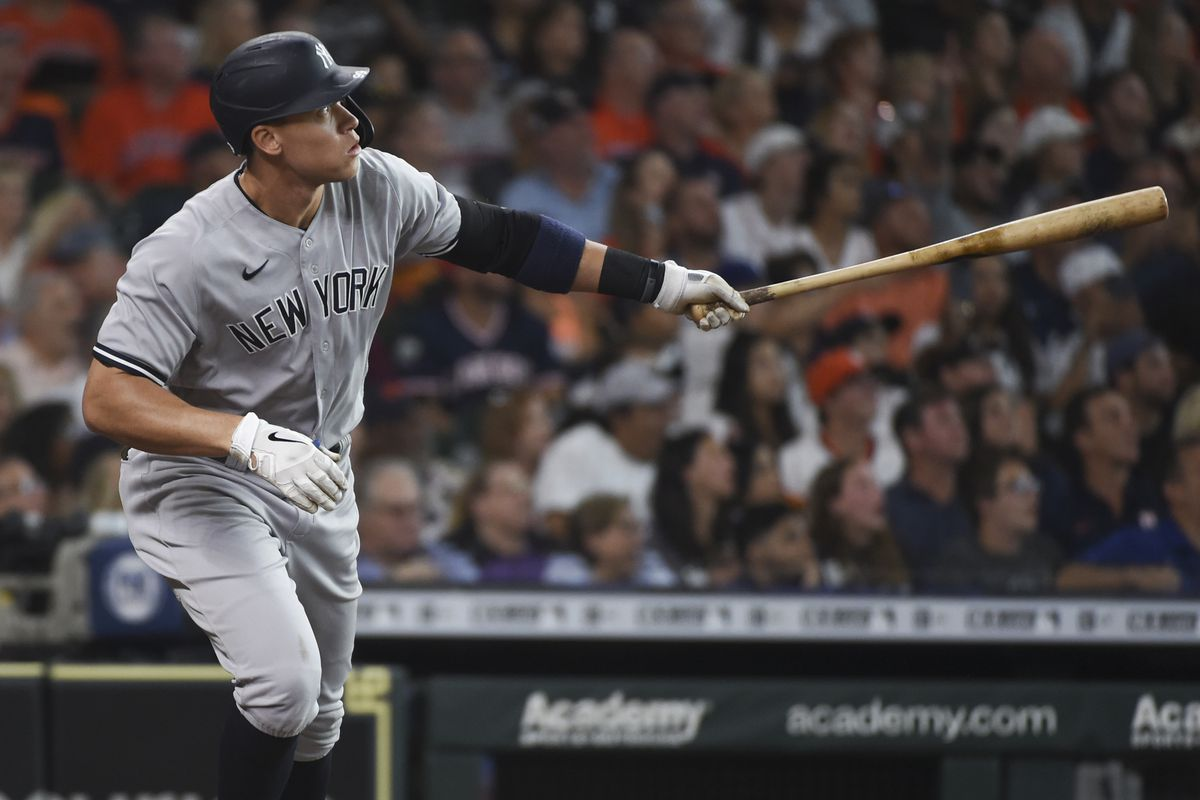 The Yankees placed Aaron Judge and five other players on the COVID-19 injured list.