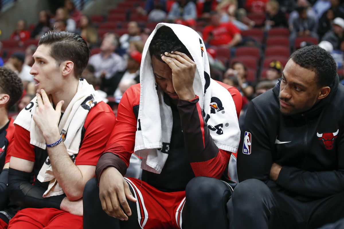 NBA: Orlando Magic at Chicago Bulls