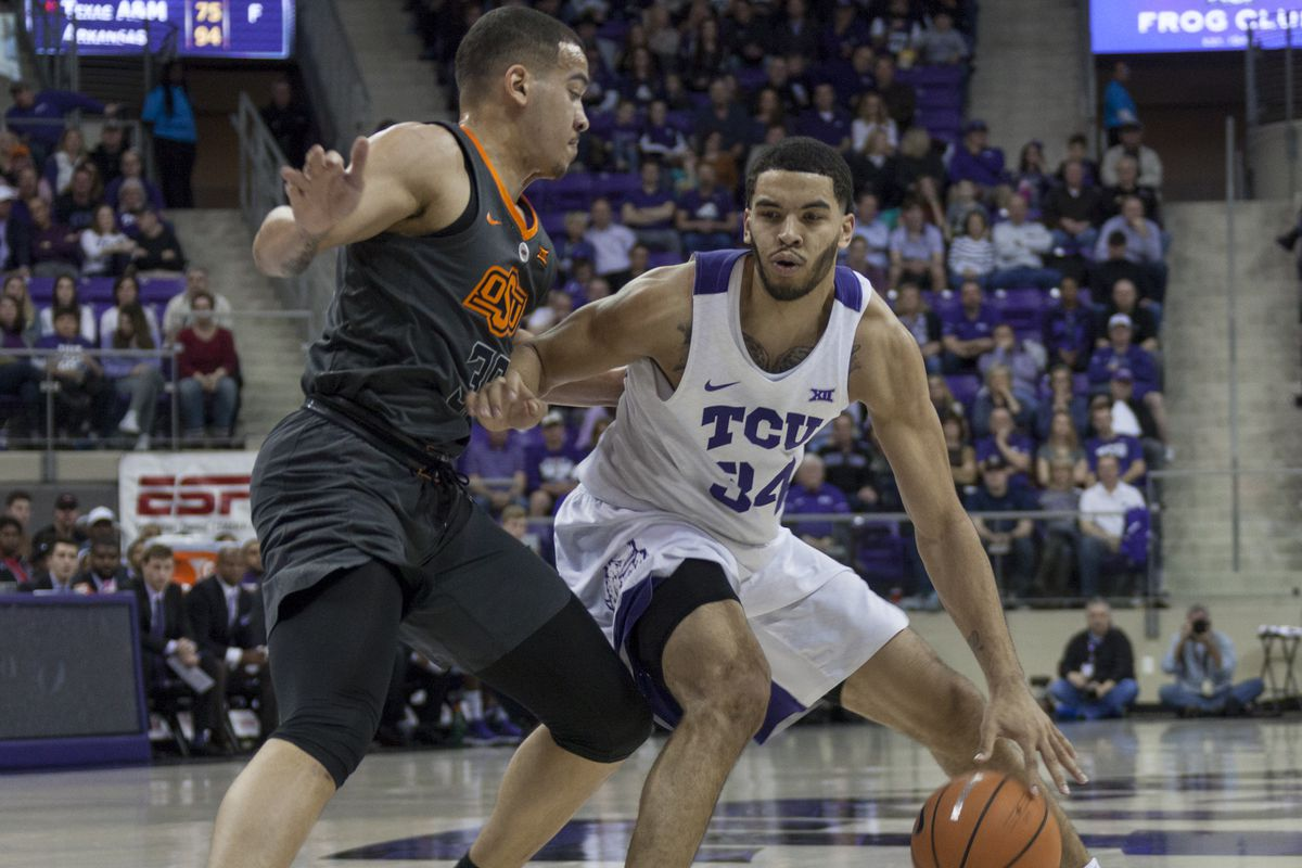 TCU Basketball vs Oklahoma State, 2.17.18
