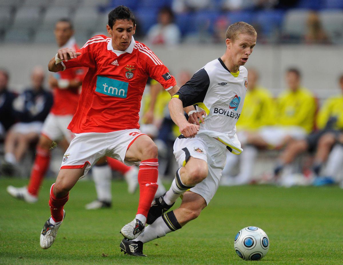 Sunderland v Benfica - Amsterdam Tournament