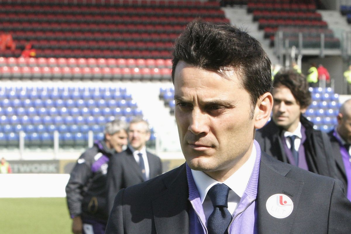 Whenever I am unsure of a photo, I will choose Montella looking like how I feel. Photo