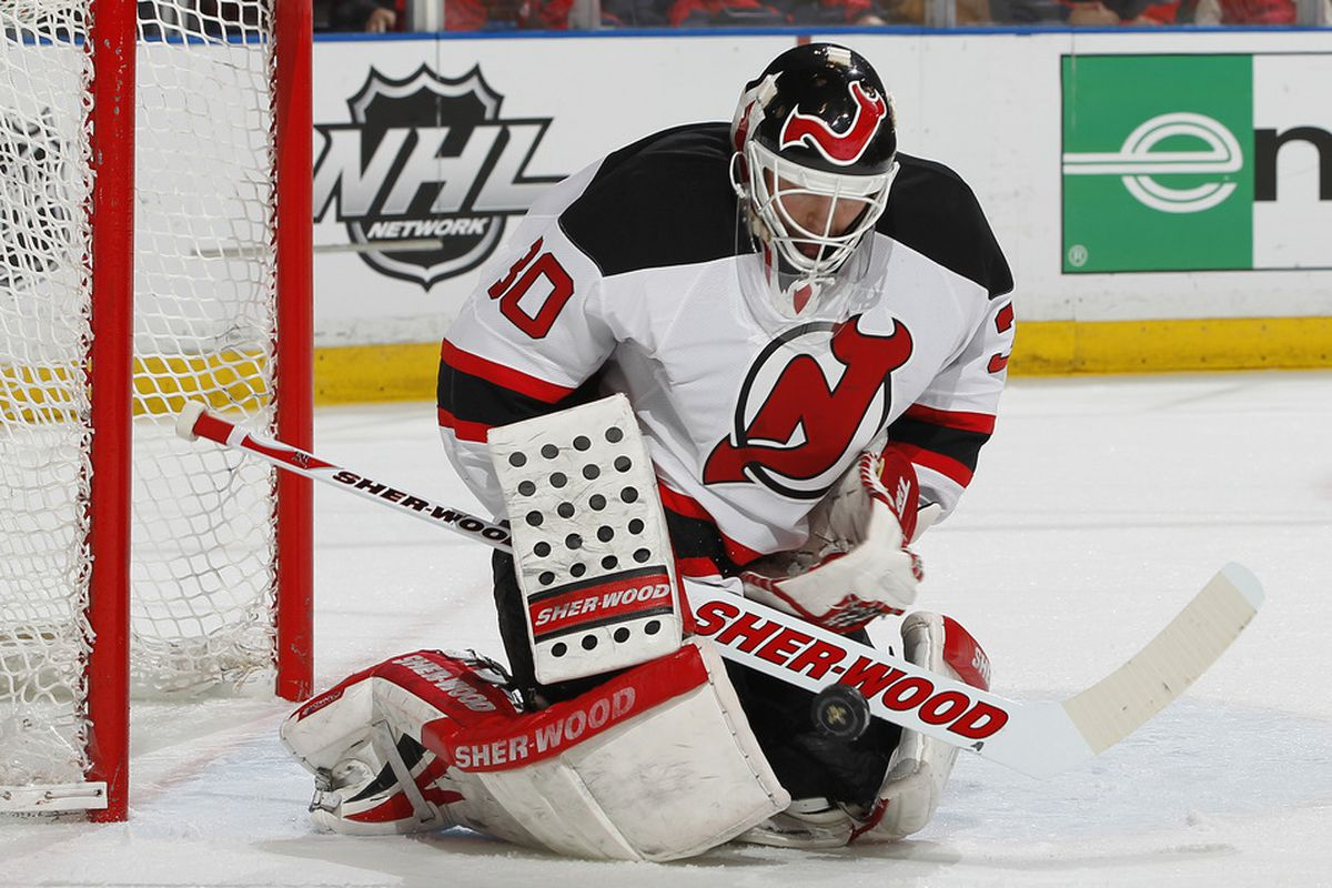 2012 Nhl Playoffs Devils Vs Rangers Martin Brodeur Still Proving