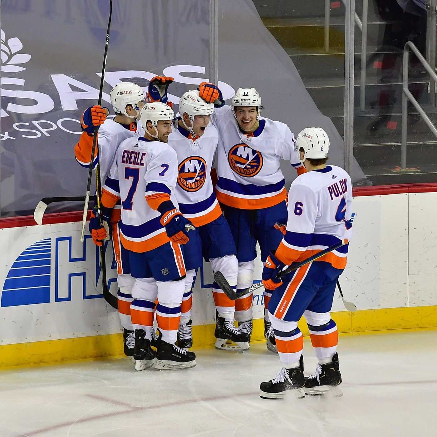 Casey Cizikas New York Islanders Player Swingman Jersey