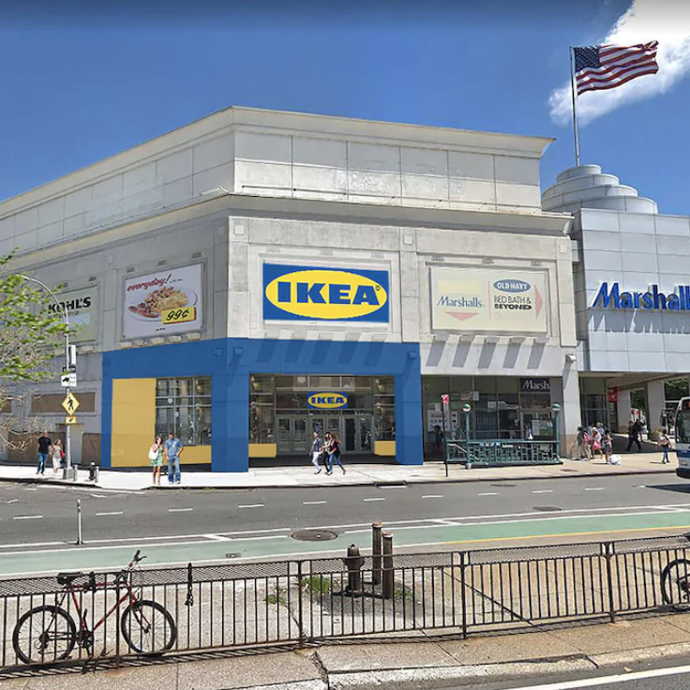 Ikea Will Open A New Nyc At Rego