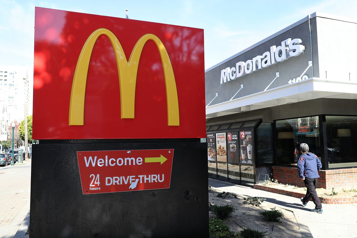 McDonald's Employees File Sexual Harassment Complaints - Eater
