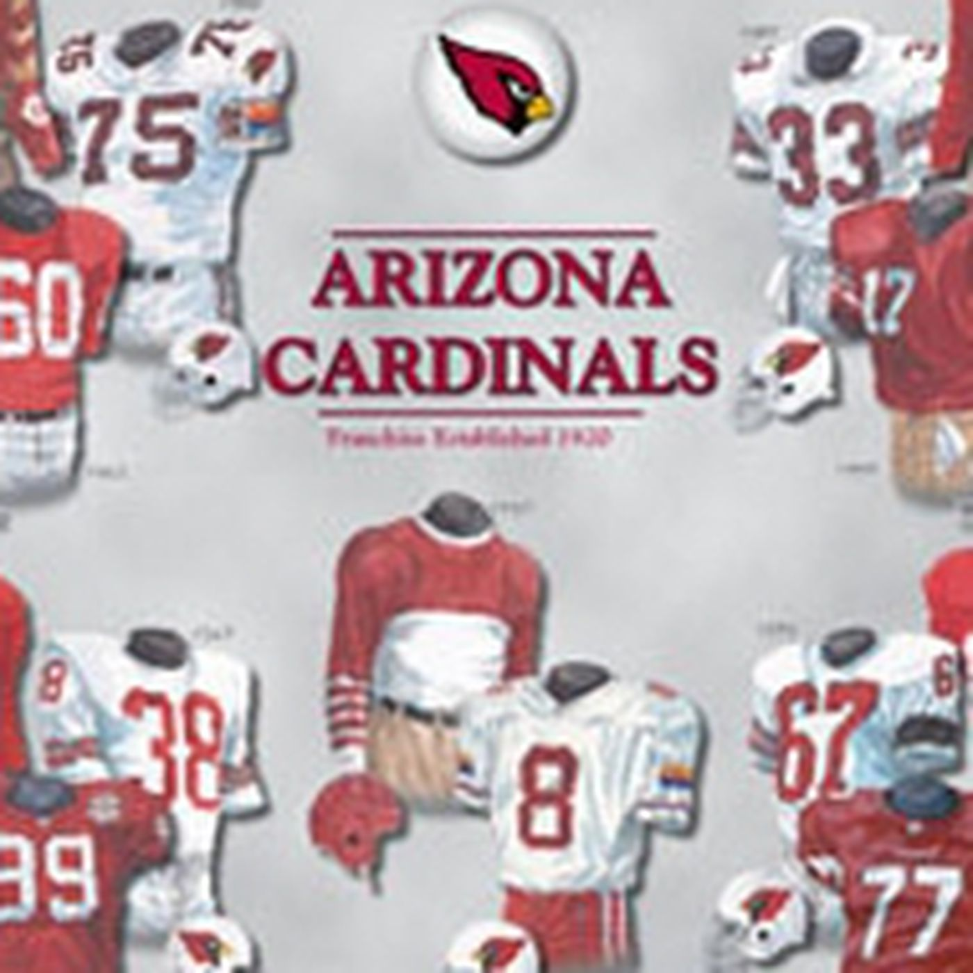 8b368a0e31b1 2015 NFL Countdown  The History of Arizona Cardinals Jersey Number ...