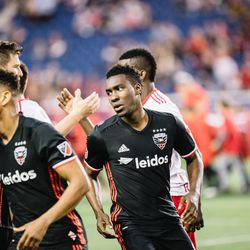 Against DC United, Muyl would line up against Lloyd Sam, the man he displaced from the RBNY squad in 2016.