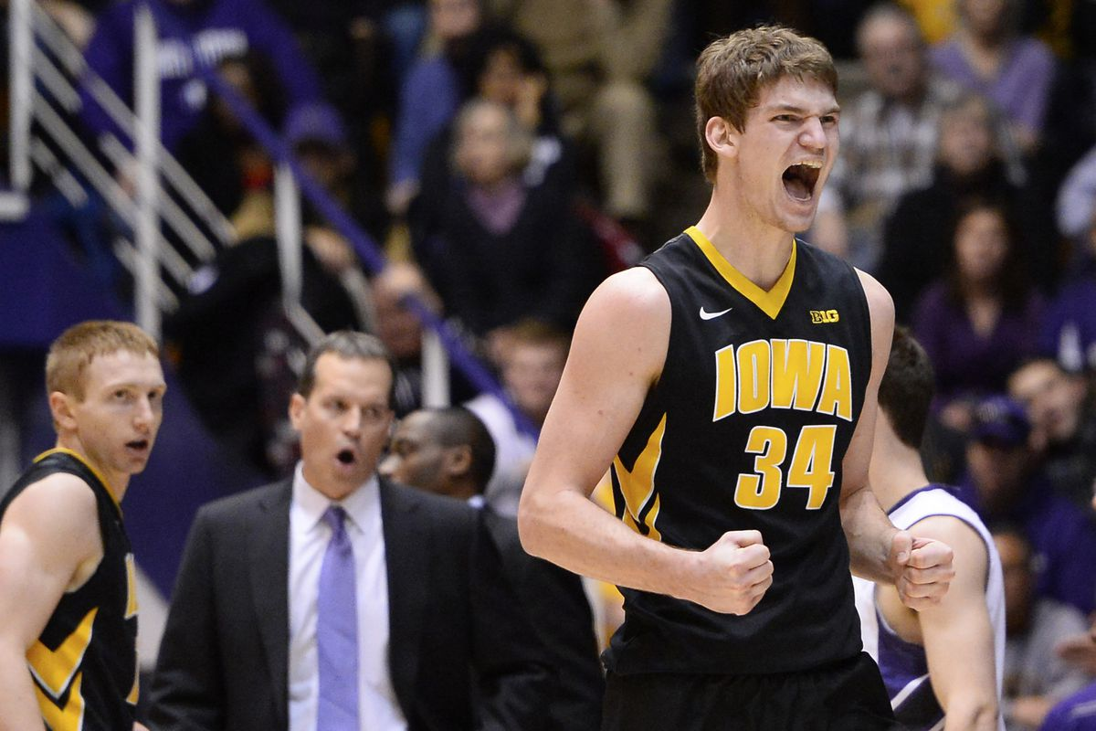 At least someone's excited about playing Northwestern again.
