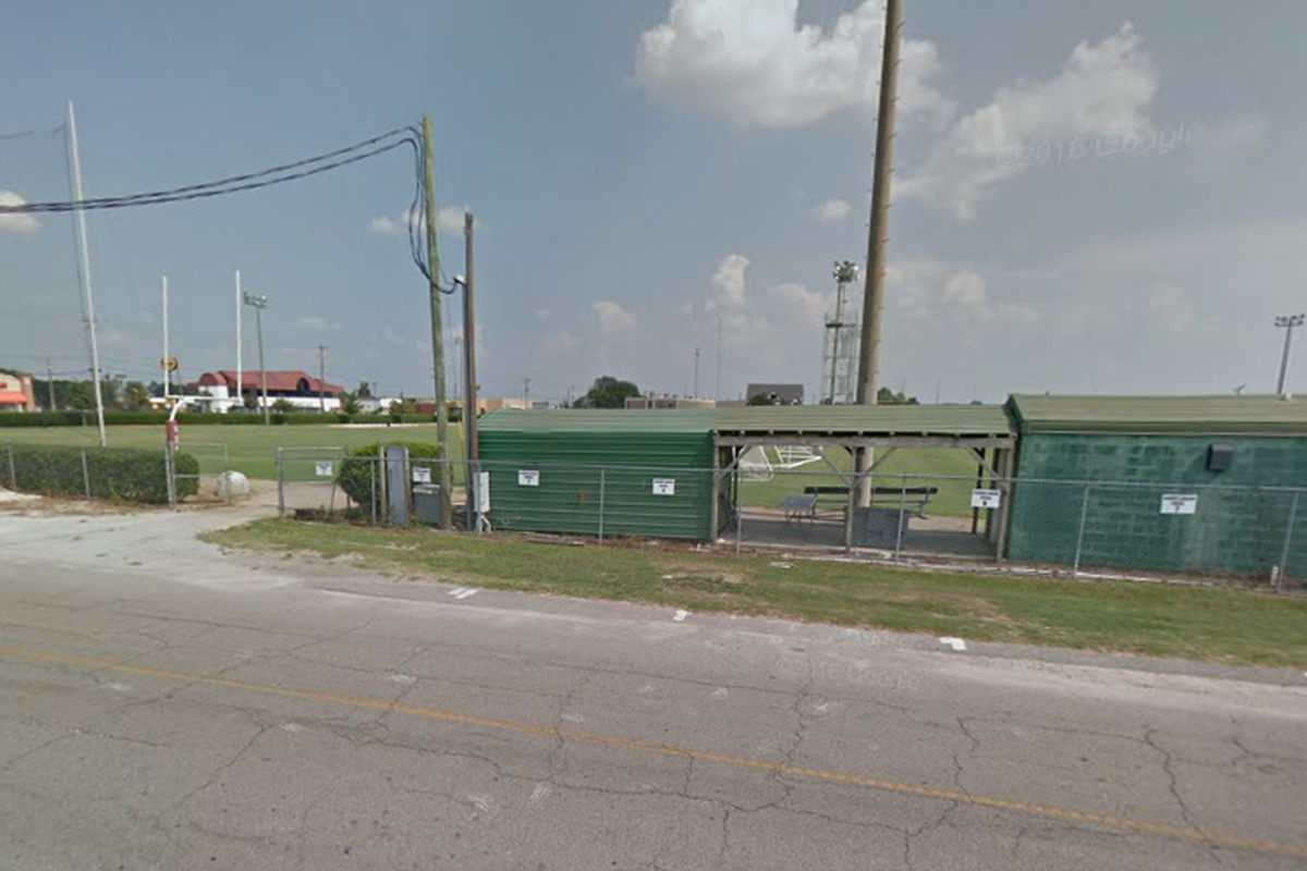 Enjoy your Google StreetView of the practice fields.