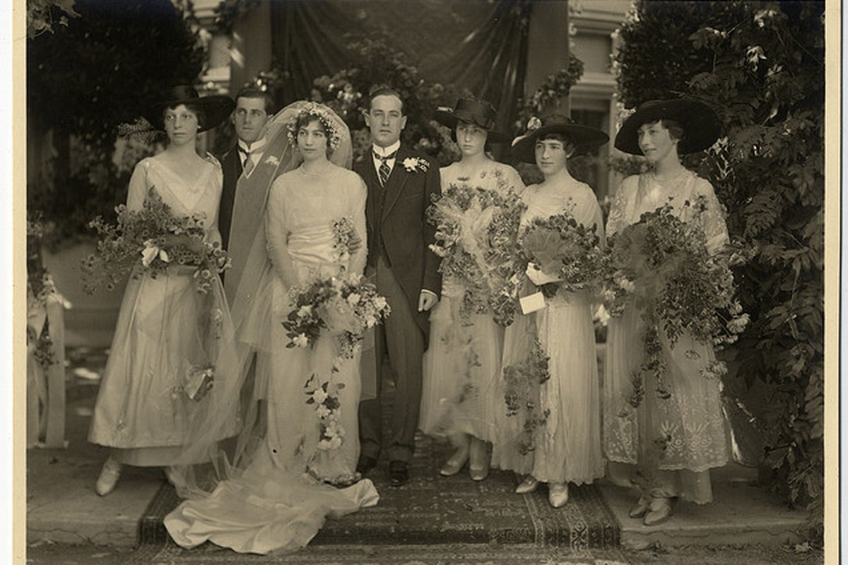 """Walter Haas, Sr. married into the Levi's brand in 1914; photo via <a href=""""https://www.flickr.com/photos/magnesmuseum/3547340636/"""">Flickr</a>"""