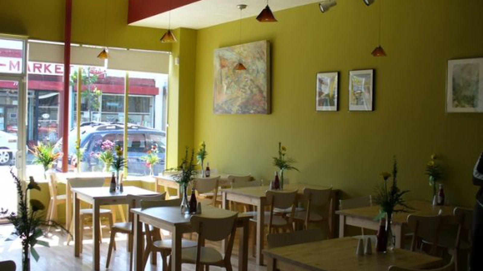 Dot Cafe Dorchester Menu