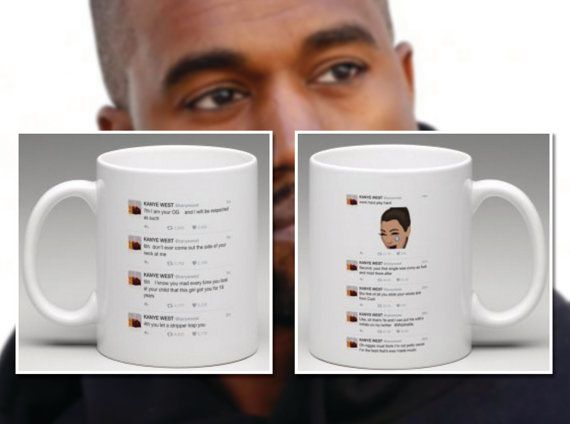 Etsy Is Already Flooded With Kanye and Wiz Beef-Inspired Items
