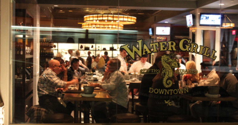 Dallas Water Company >> LA's Classic Seafood Destination Water Grill Expands to ...