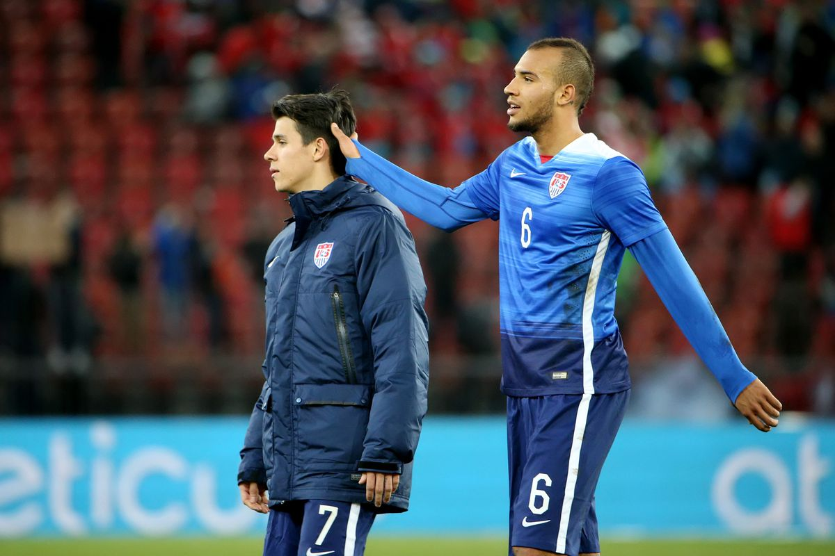 Switzerland v USA - International Friendly