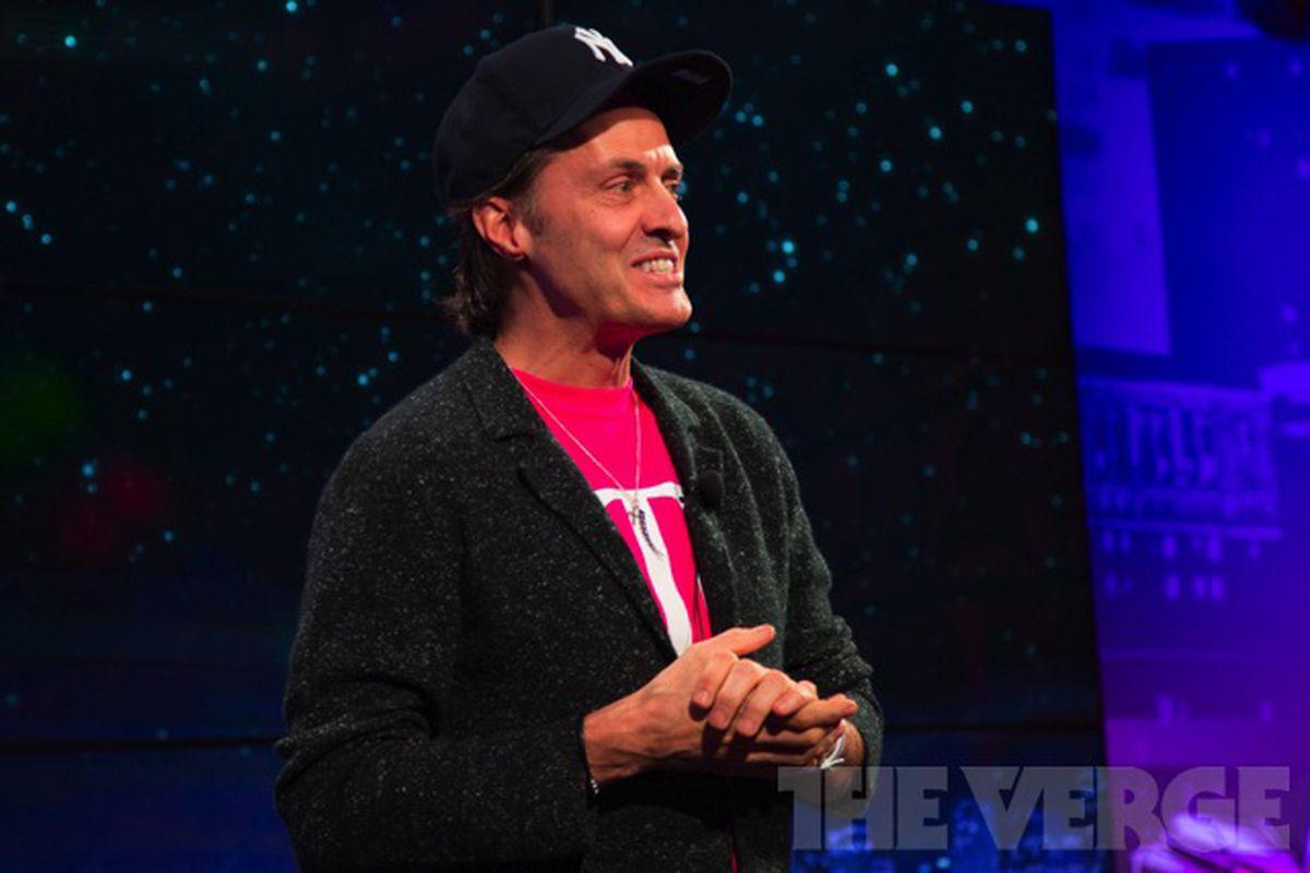 John Legere T-Mobile CEO