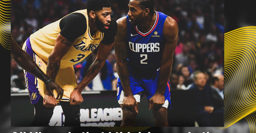 Anthony Davis says Kawhi Leonard rejecting Lakers made NBA more interesting