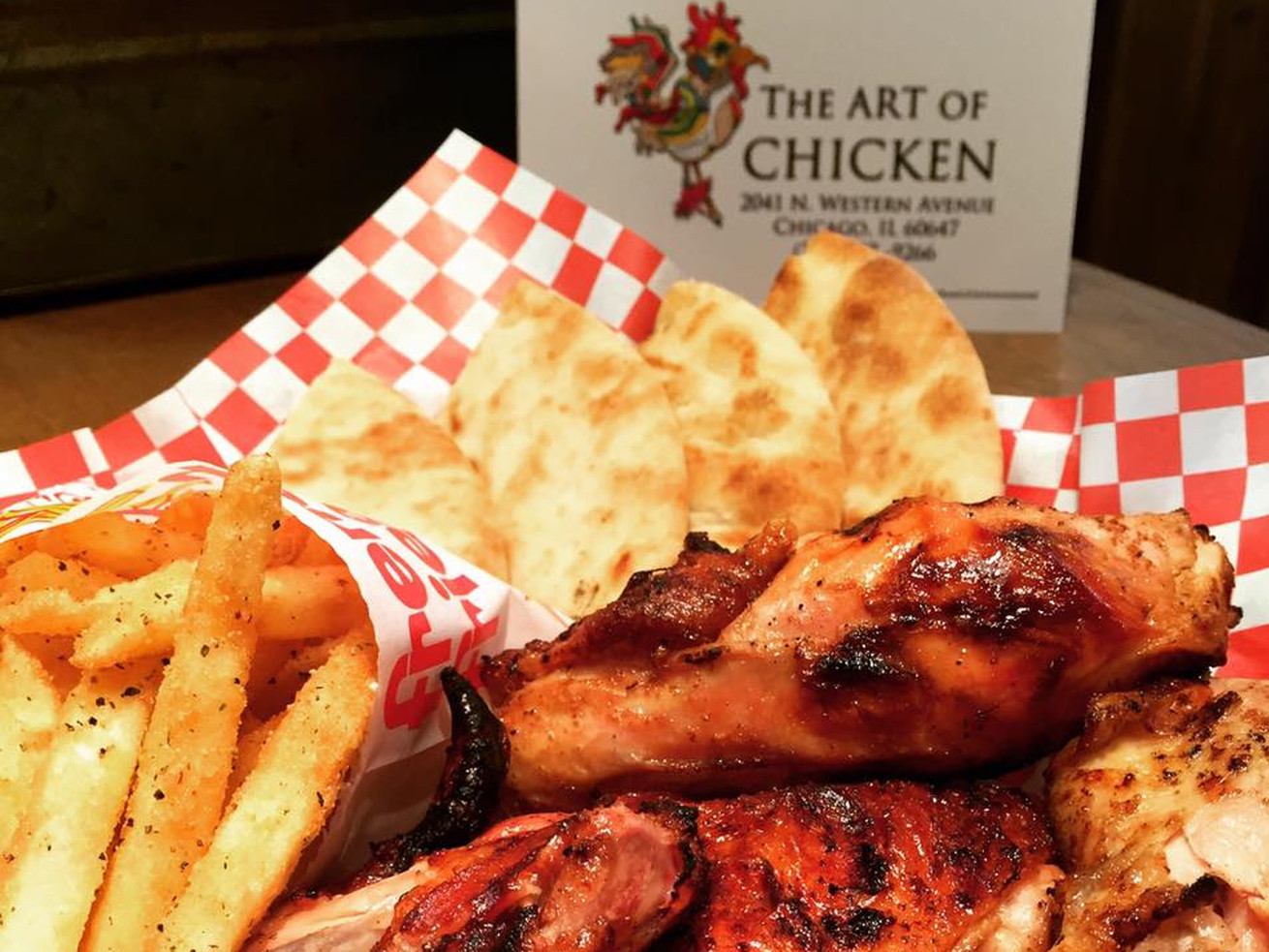 The Art of Chicken is on the comeback trail.