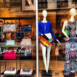 After brunch, head over to <b>Lane-Knight</b> to get your shopping juices fully flowing. This on-trend boutique has got Claire Vivier clutches and Current Elliott jeans galore, but make sure to keep an eye out for the fun jewelry corner in the back. Image