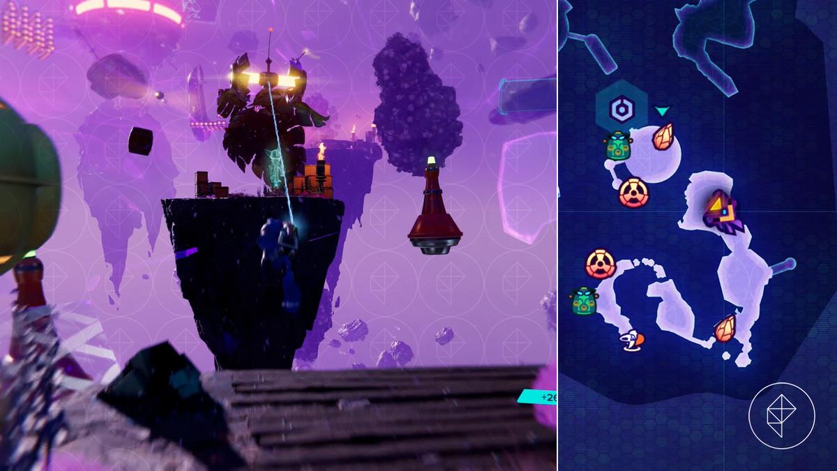 Ratchet & Clank: Rift Apart collectibles guide: Ardolis Pirate Base