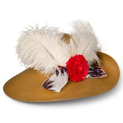 """<b>Goorin Bros.</b> (<a href=""""http://www.goorin.com/hat-shops/newbury"""">130 Newbury Street</a>) is known for a breadth of silhouettes and occasions, dutifully producing Derby-specific styles like the Margeaux Goodflight pictured here (<a href=""""http://www.g"""