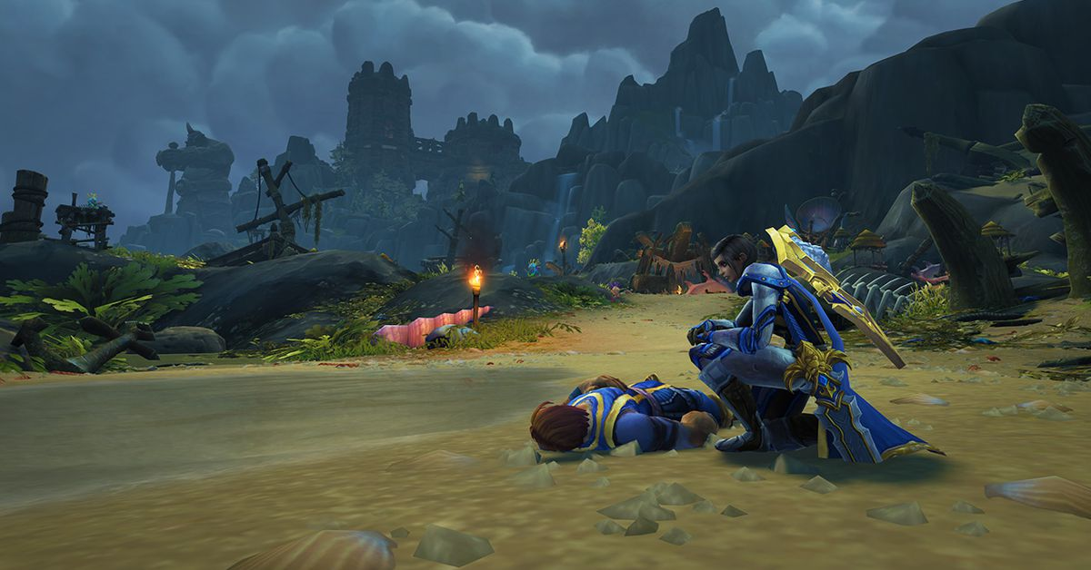 Shadowlands Will Fix One Of World Of Warcraft S Biggest Problems