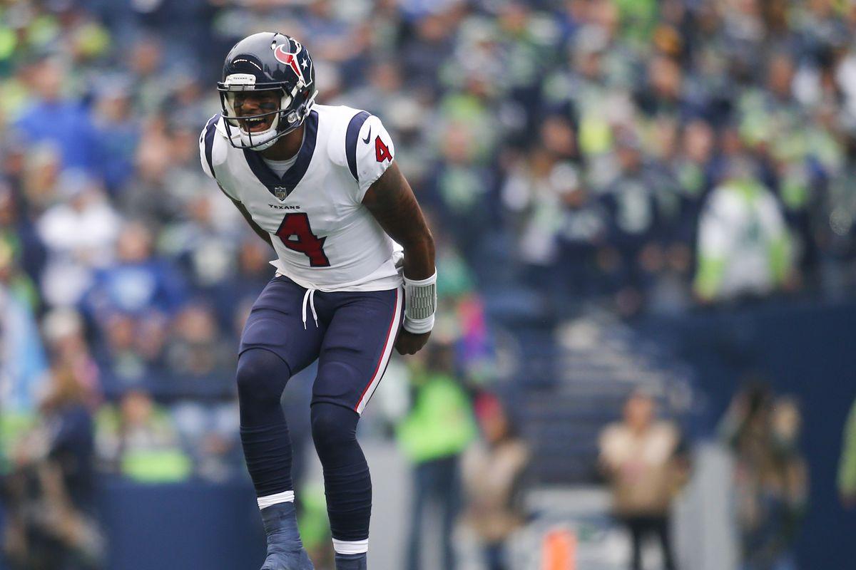 hot sale online 64ef8 357a1 Deshaun Watson injury reactions: NFL players shaken by ...