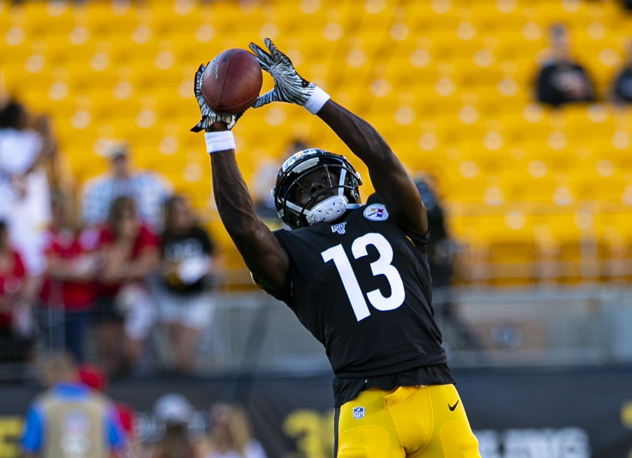 6b511452 How Steelers James Washington's work is far from done this preseason ...