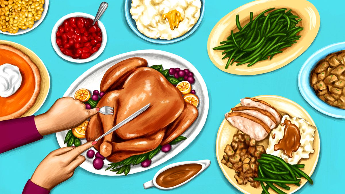 Thanksgiving Ideas Recipes And Tips For First Time Cooks And