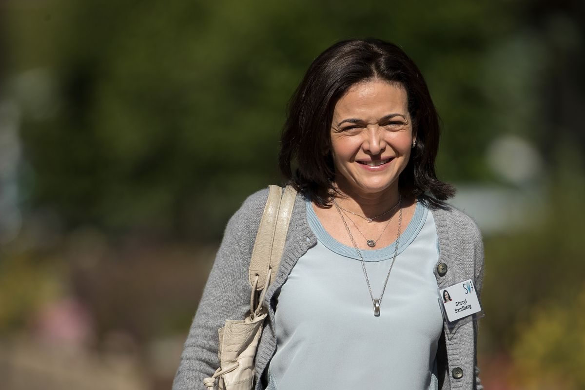 Facebook to add more human review to ad system: COO Sandberg