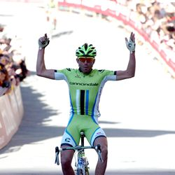 But it was Moser's day all the way.