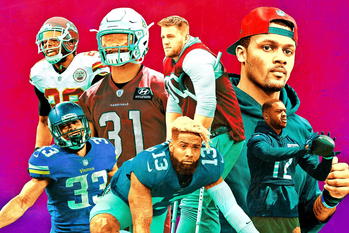 1a10d6a6714 How Injured NFL Players Are Looking at OTAs - The Ringer