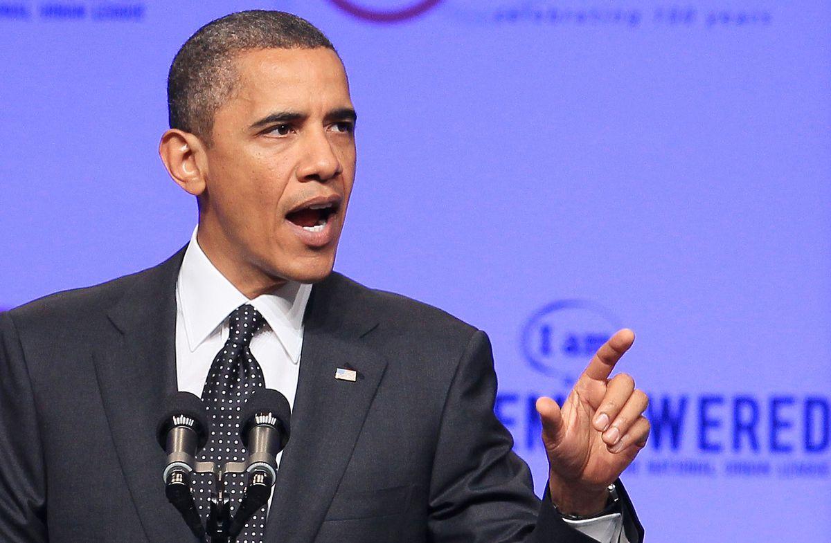 President Obama Gives Speech On Education Reform