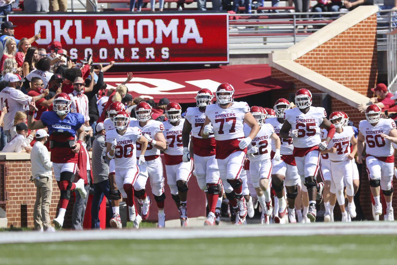 NCAA Football: Oklahoma Spring Game