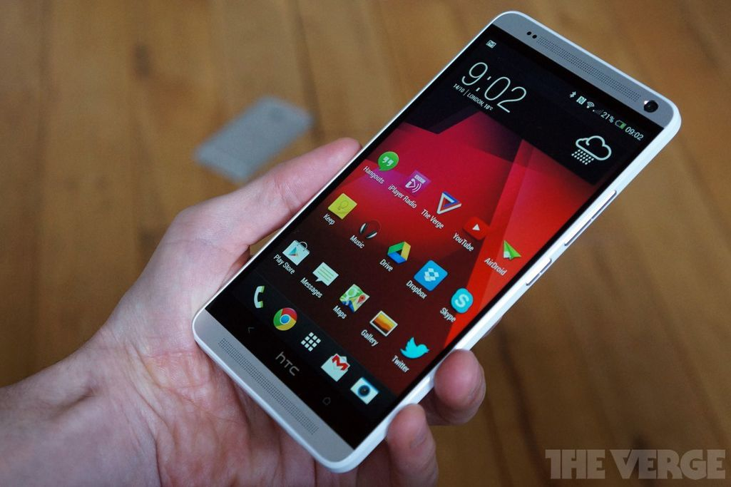 Htc one max review a lot more of the same the verge for I telefoni piu belli