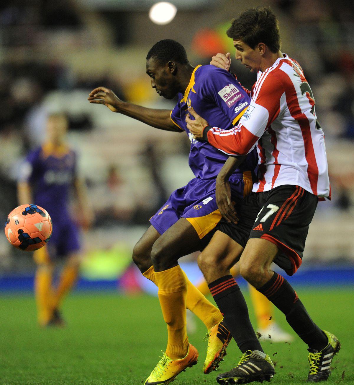 Soccer - FA Cup - Fourth Round - Sunderland v Kidderminster Harriers - Stadium of Light
