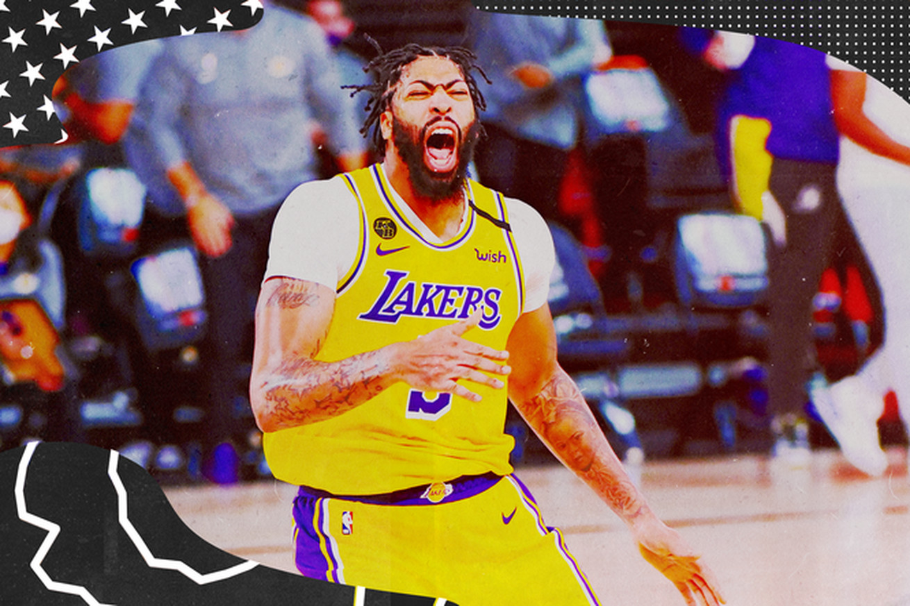 lakers 720.0 - The case for Anthony Davis as NBA Finals MVP over LeBron James