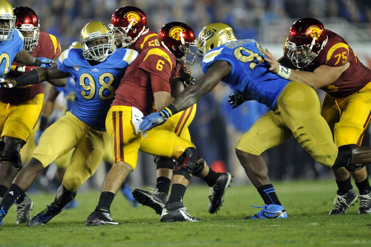 Containing USC's overlooked QB Cody Kessler will be key for the Bruins defense on Saturday.