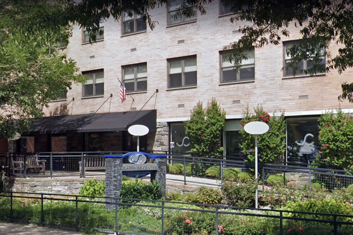 The Sapphire Center for Rehabilitation and Nursing in Flushing, Queens.