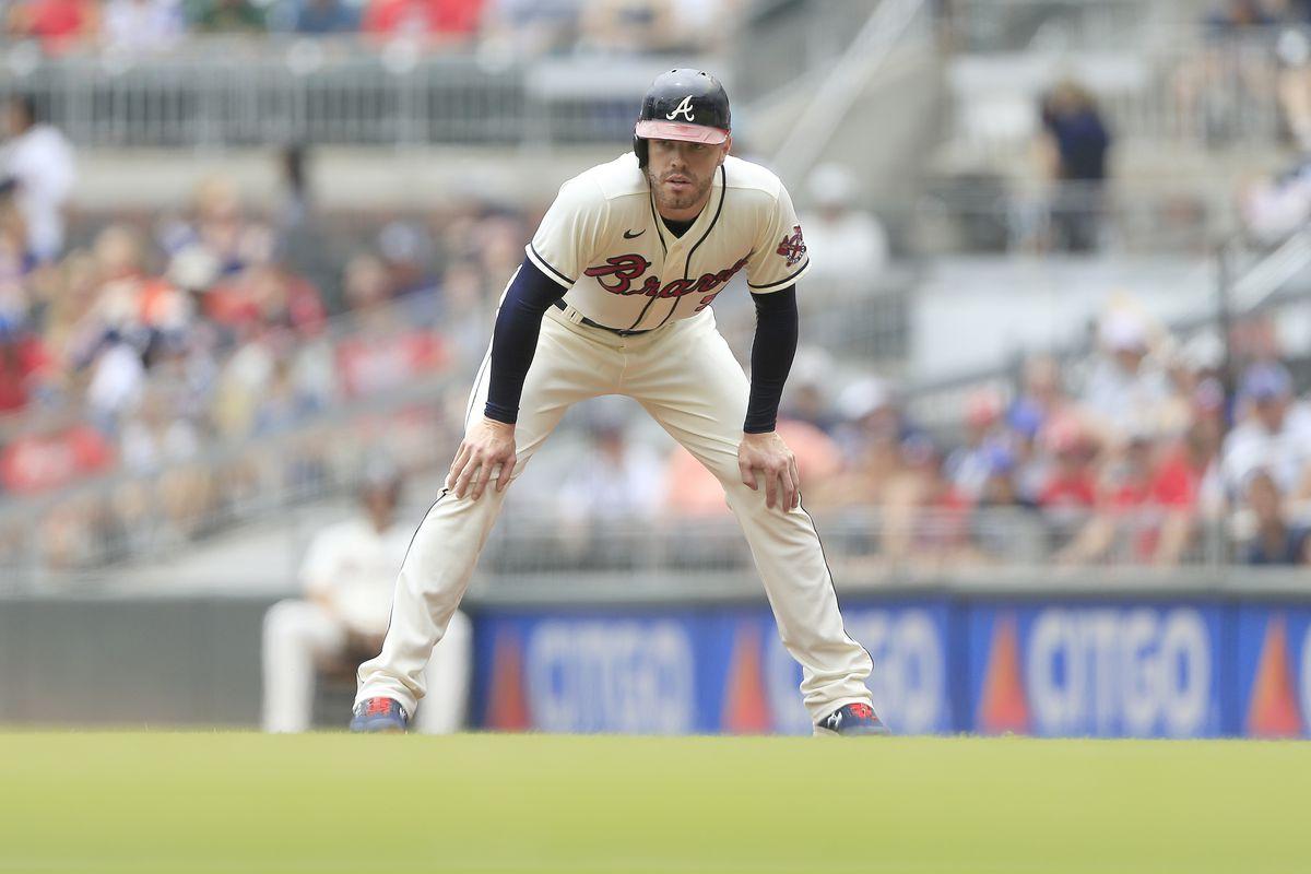 MLB: JUL 18 Rays at Braves
