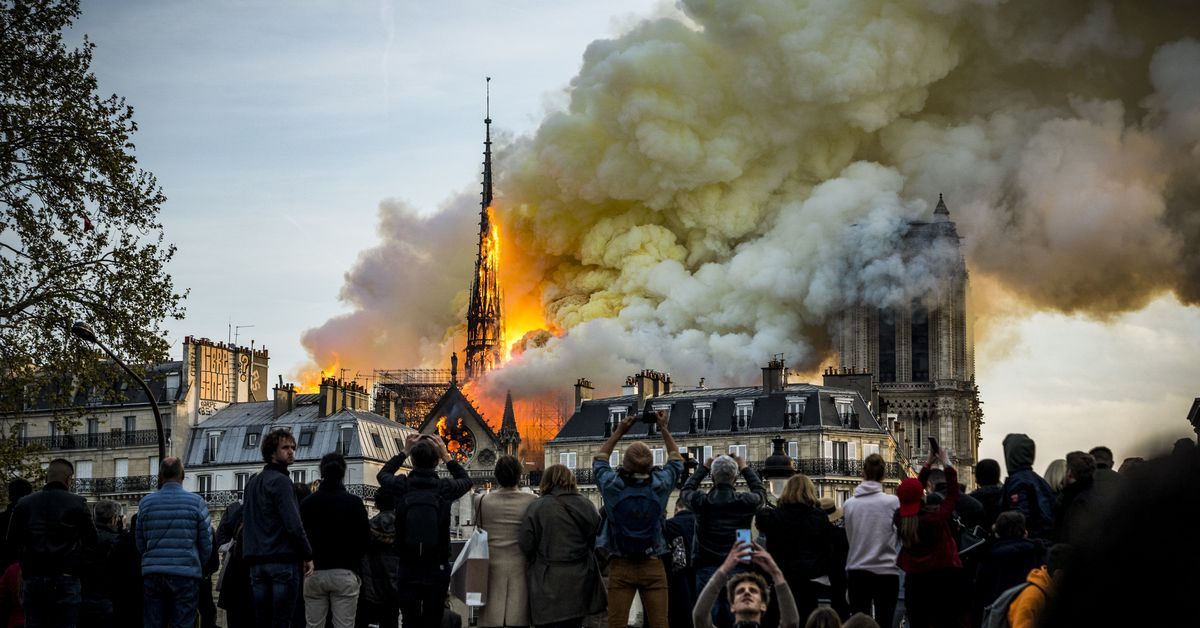 the notre dame cathedral fire is a roofer u2019s worst fear