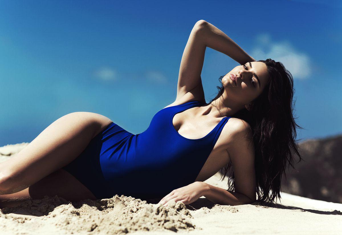 Kendall Topshop Swim