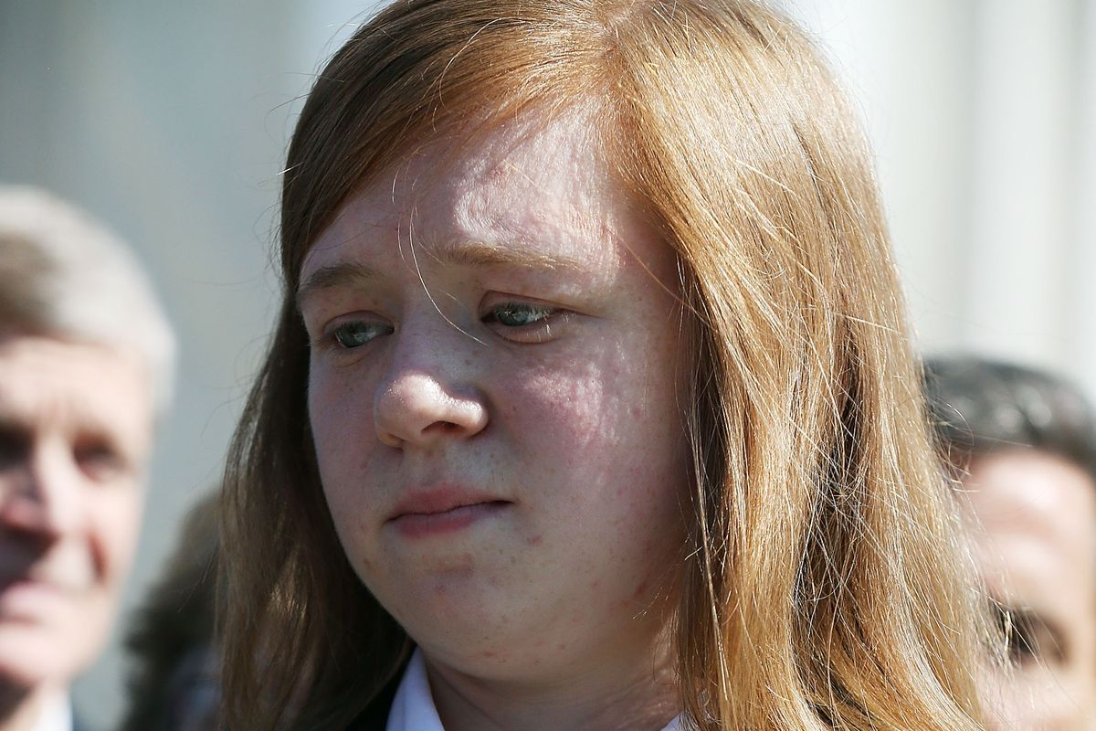 Abigail Fisher, the plaintiff in Fisher v. Texas, is advocating for a merit-based admissions policy.