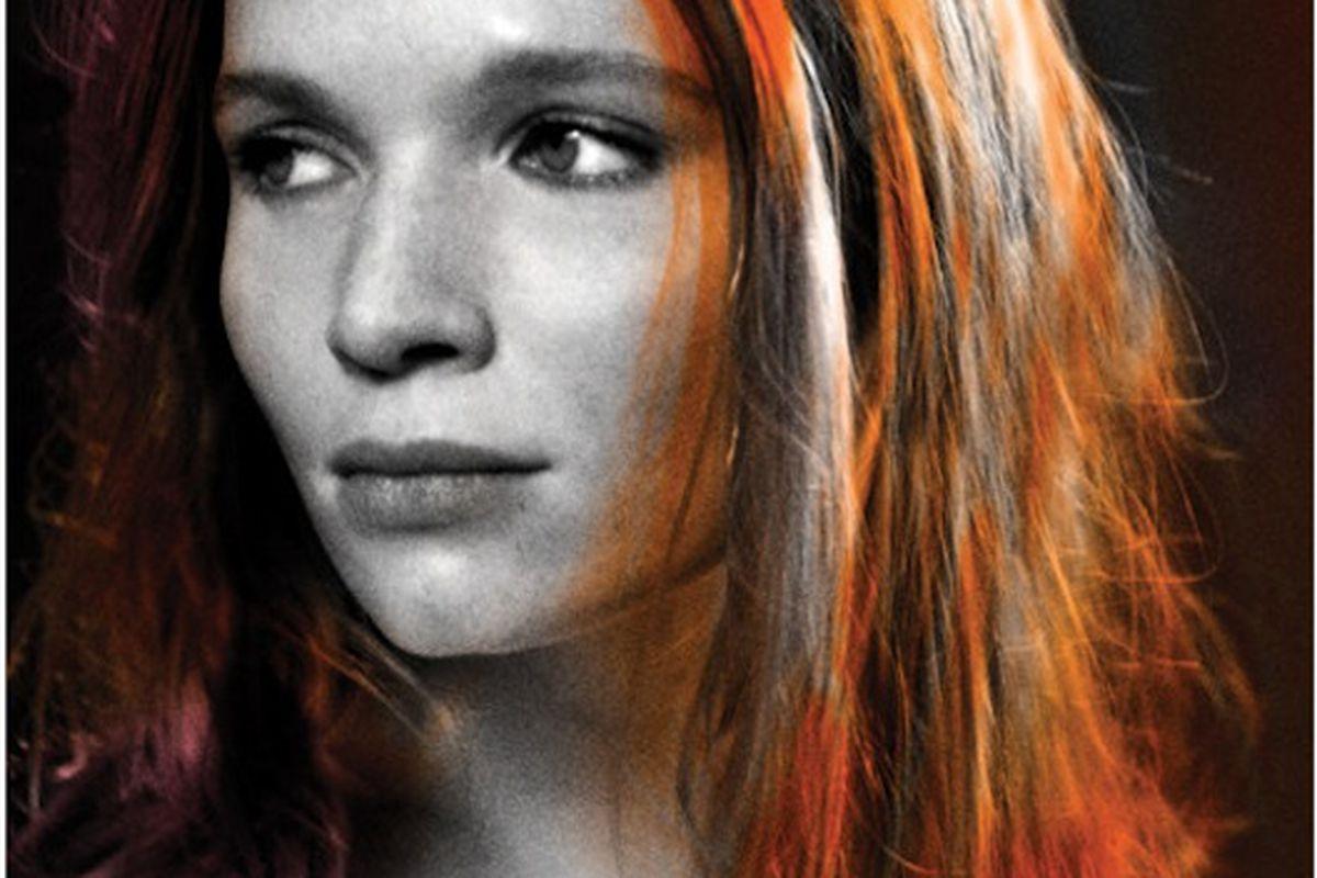 German actress Karoline Herfurth is the face of Jil Sander's Eve