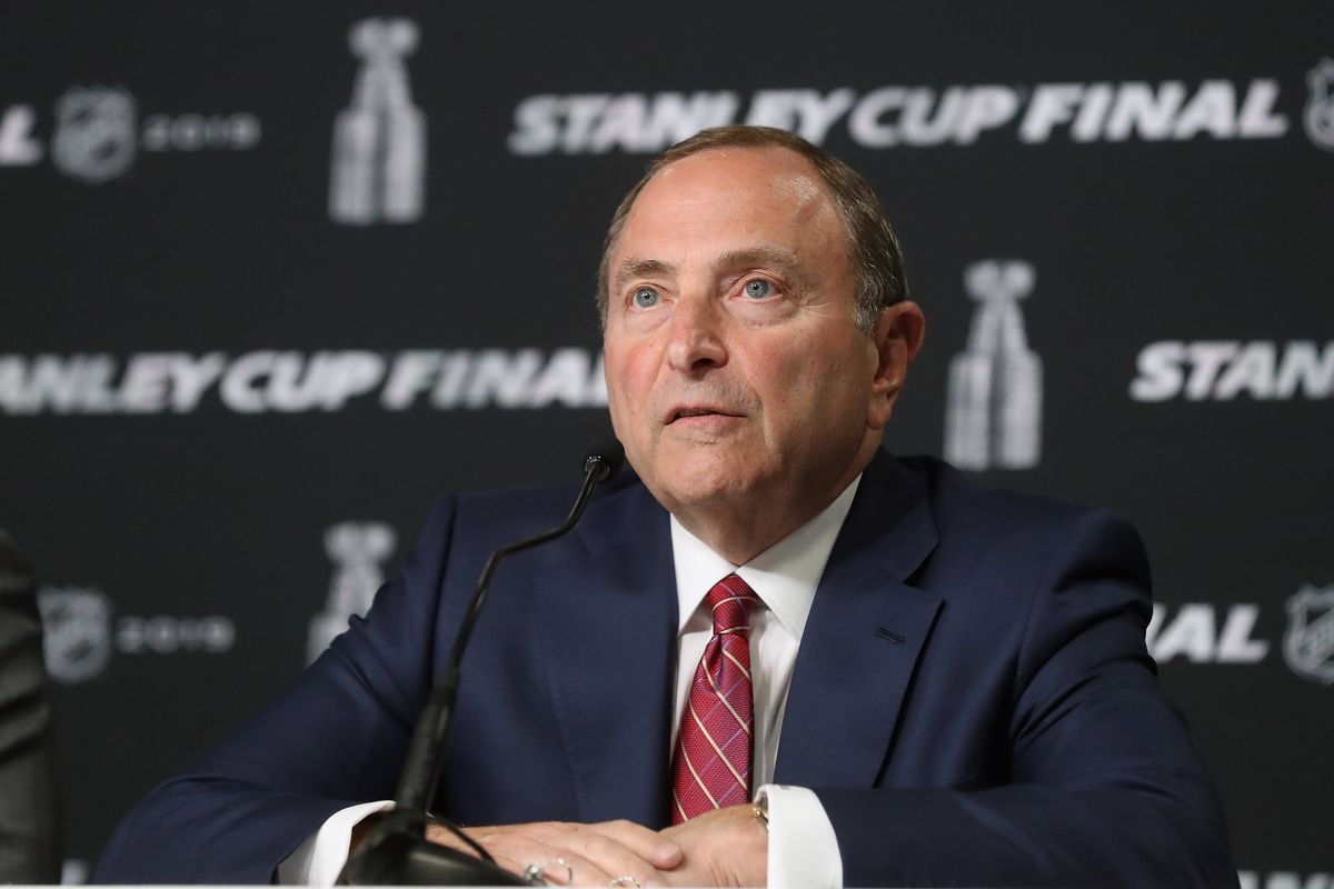 2019 NHL Stanley Cup Final - Game One