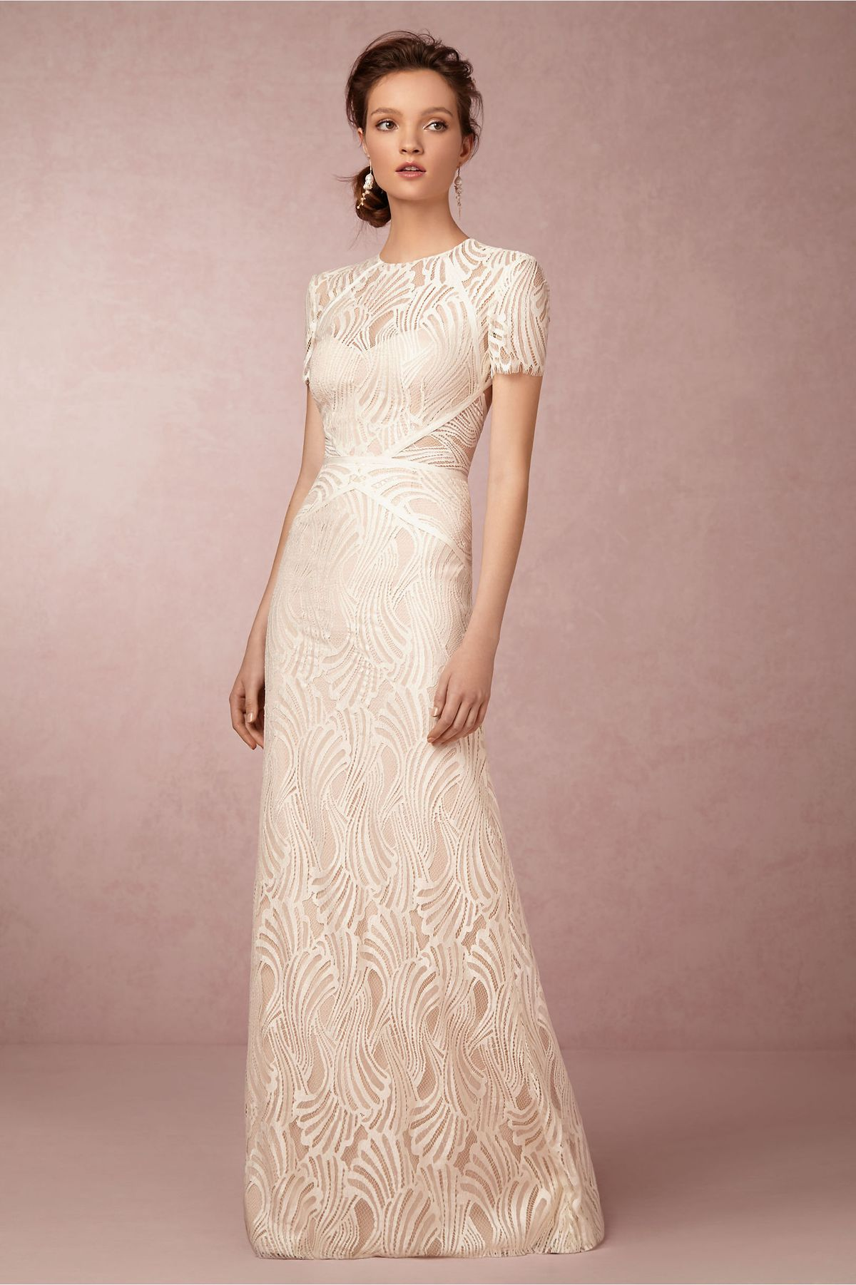 Where to Buy a Modest Wedding Dress - Racked